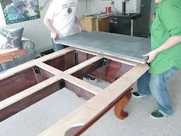 Pool table moves in Santa Fe New Mexico