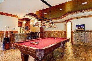 Pool table recovering in Santa Fe