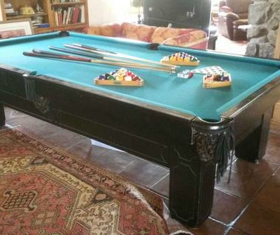 Custom Original Pool Table