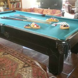 Custom Original Pool Table